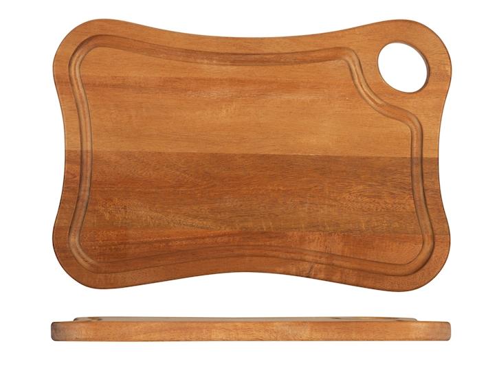 Tagliere in legno di acacia 32x22