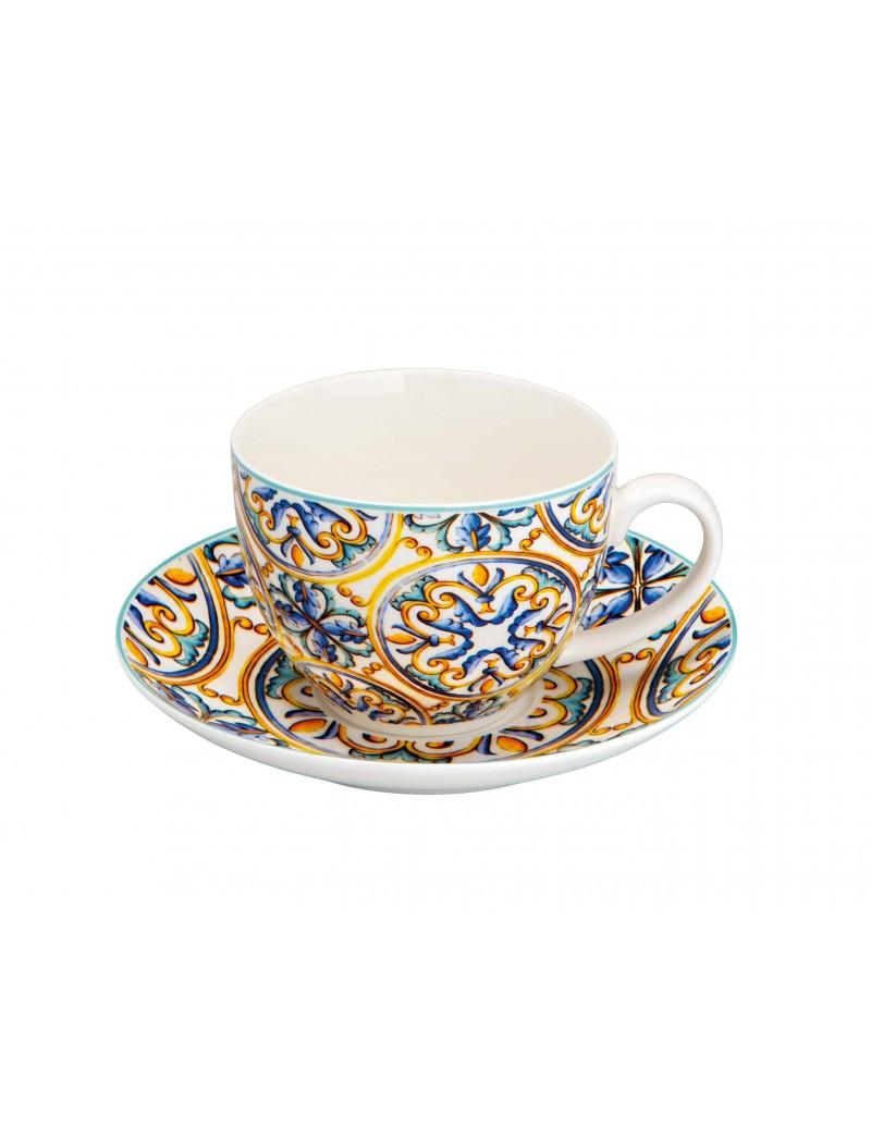 2 tazze da té decoro Medicea