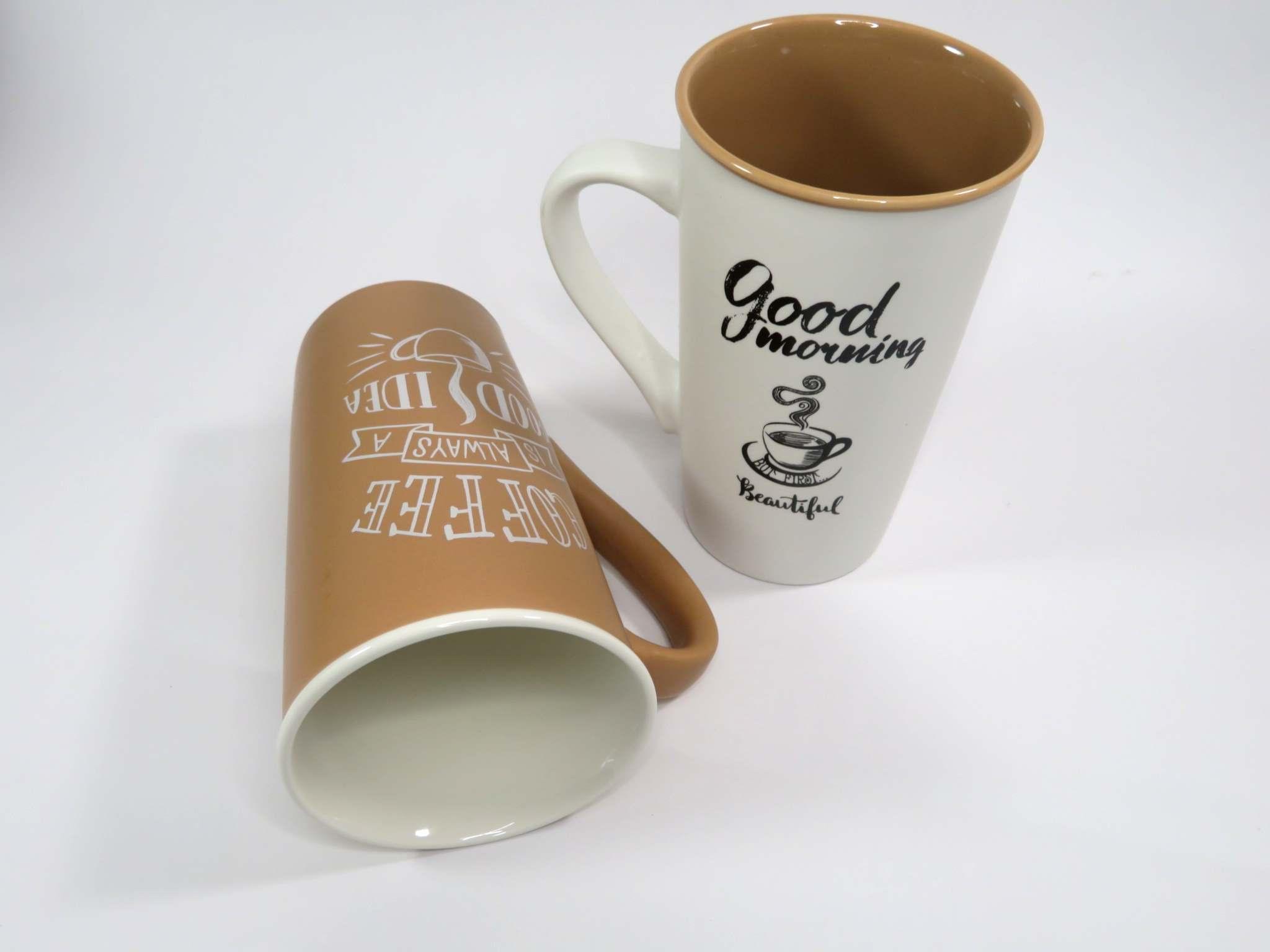 Tazza Mug gigante Nbc confezione 2 pezzi