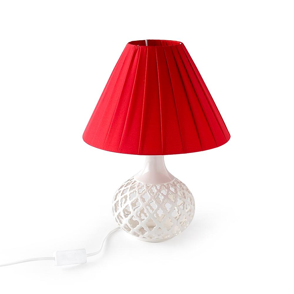 Hervit - LAMPADA SFERA PORCELLANA