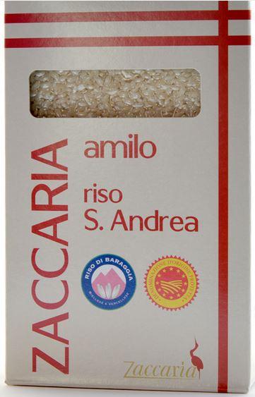 Riso DOP Sant'Andrea confezione da kg 1