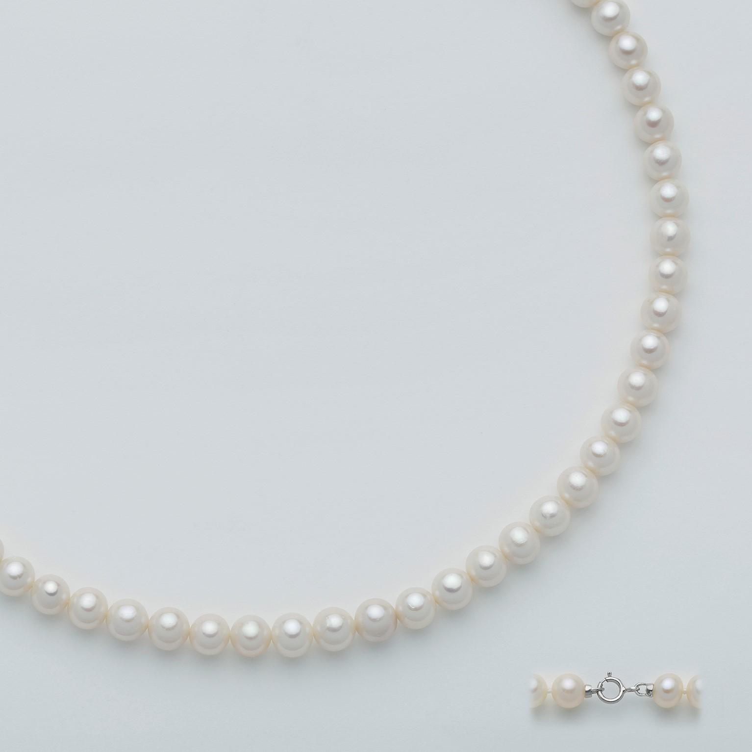 MILUNA-Collana di perle