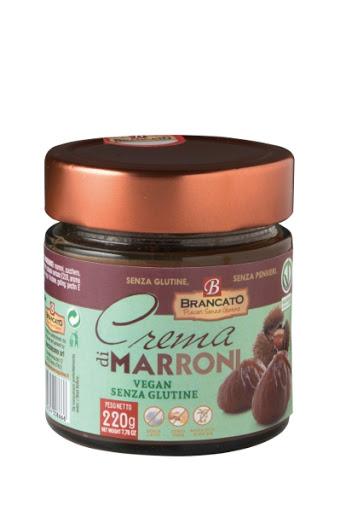 Crema di Marroni senza glutine, vegana