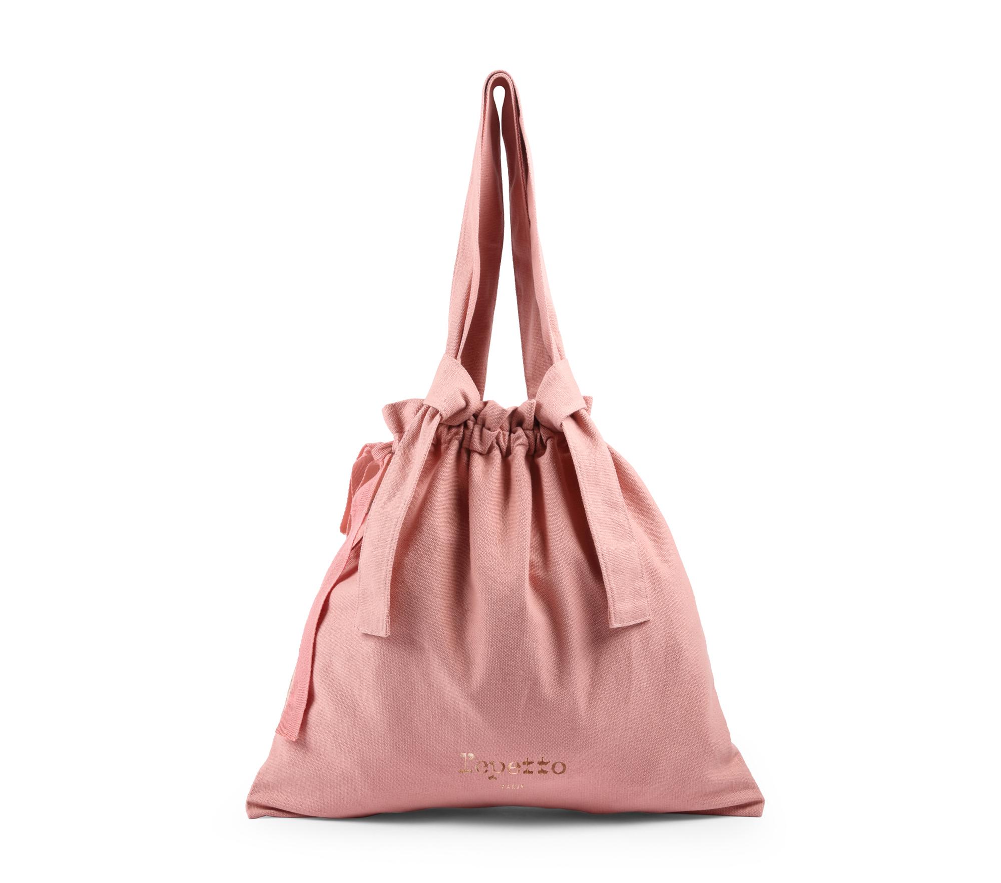 La shopping Rondo in tessuto   della nuova collezione borse Repetto