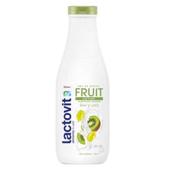 Lactovit Fruit Antiox Shower Gel 600ml