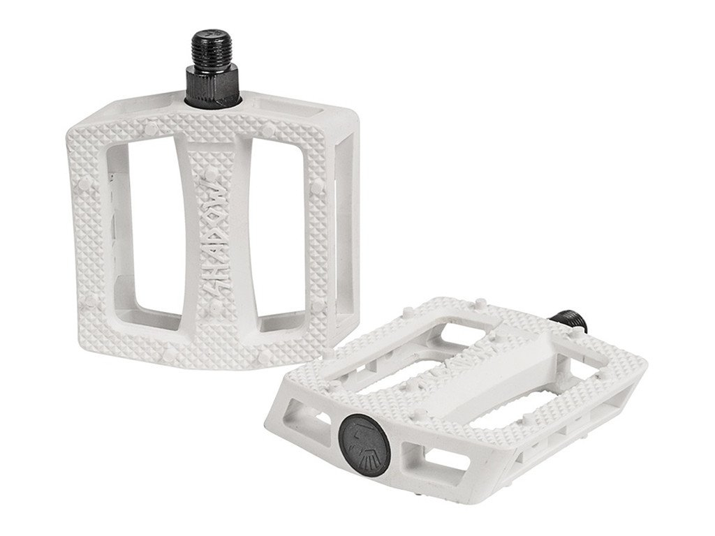 Shadow Ravanger Plastic Pedali | Colore White