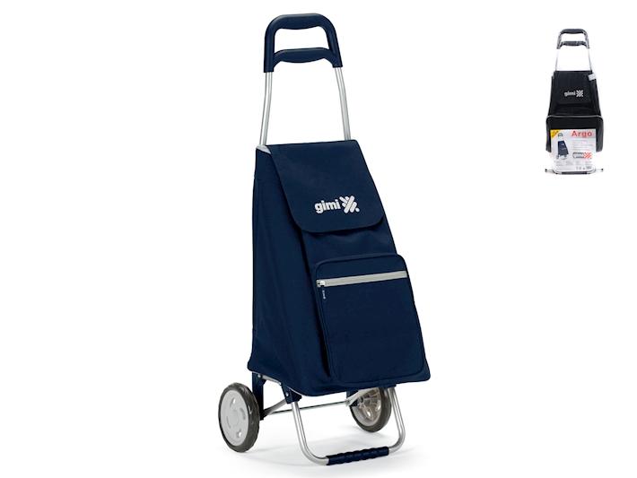 Carrello spesa modello Argo Blu