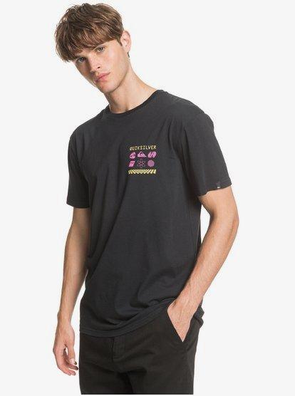 T-Shirt QuikSilver Slow Burn