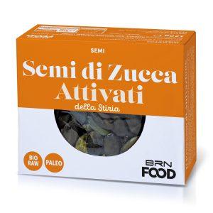Semi di Zucca Attivati Pocket