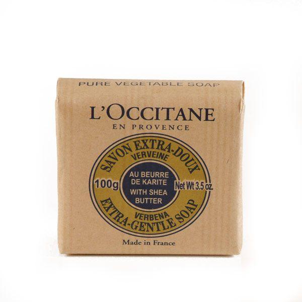 Loccitane Sapone Extra Dolce Verbena Karité 100g
