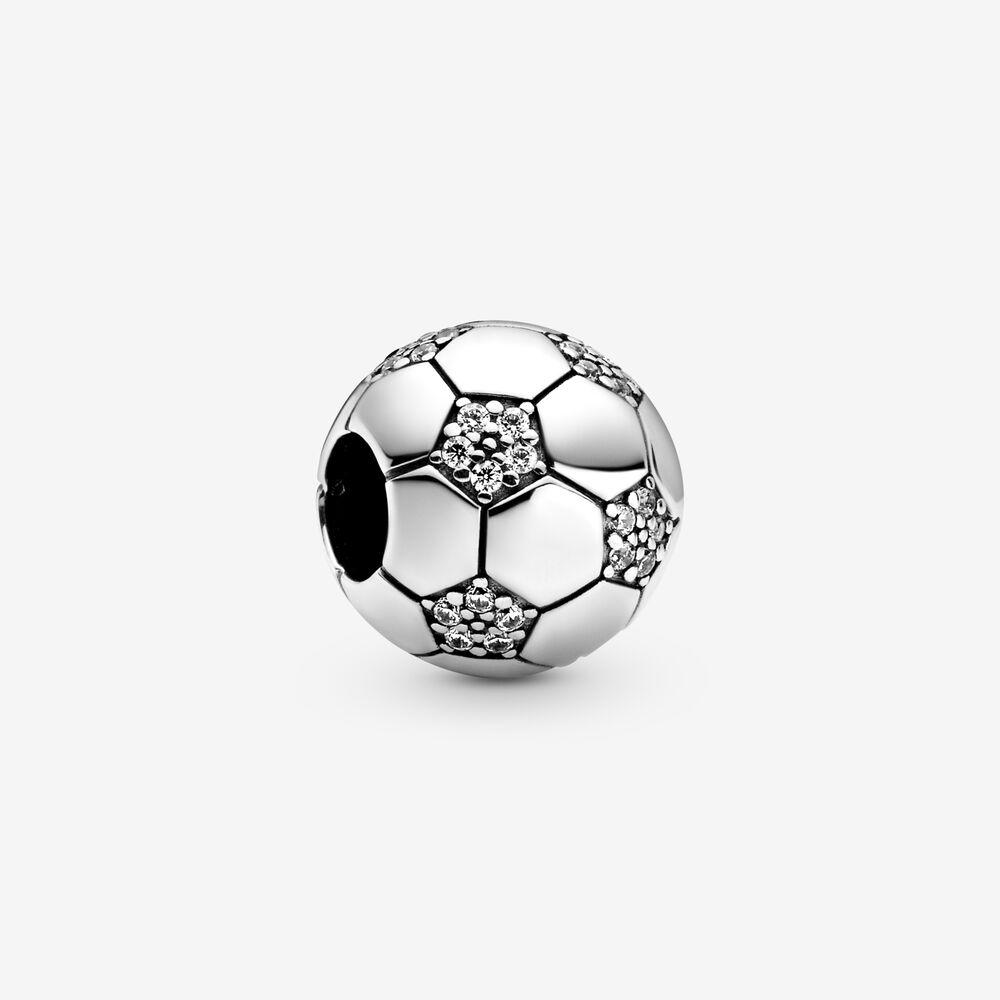Charm Pallone da calcio scintillante