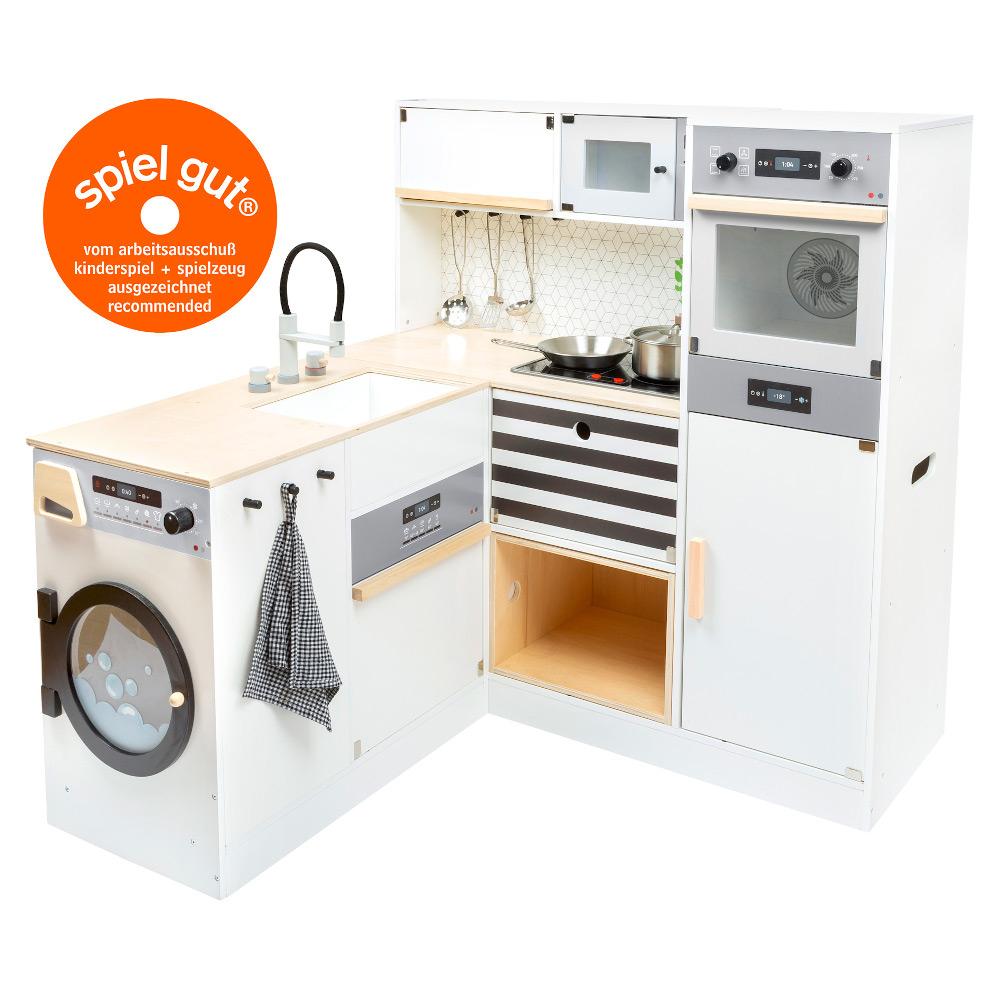 Suoni E Rumori In Cucina cucina per bambini in legno modulare xl