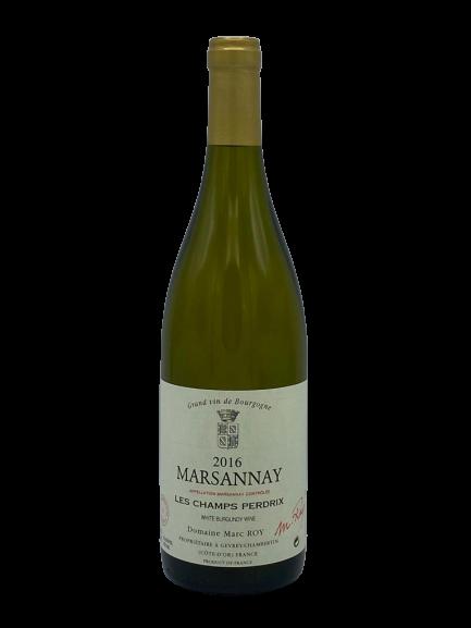 Marsannay Blanc Les Champs Perdrix 2016 - Domaine Marc Roy
