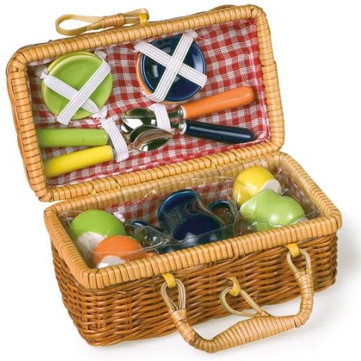 Cestino picnic rettangolare