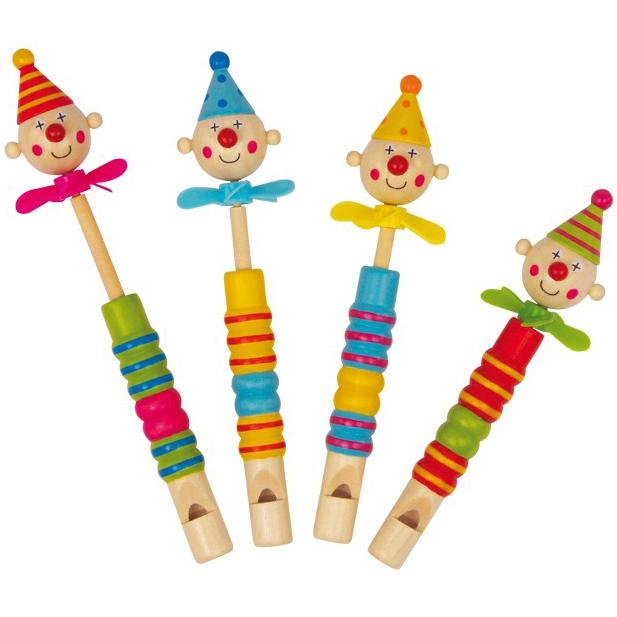 Flauti in legno a elica