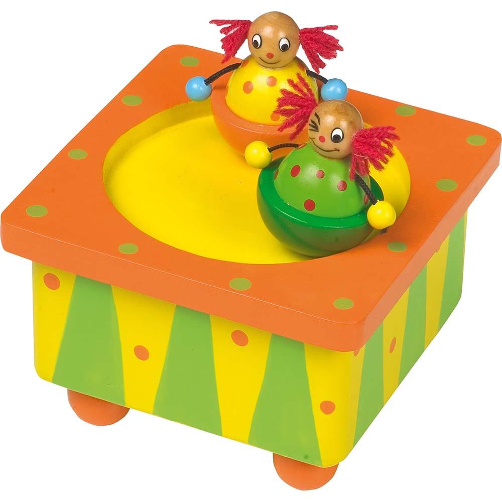 Carillon Clown