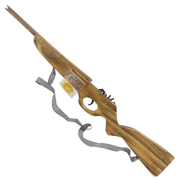 Fucile in legno