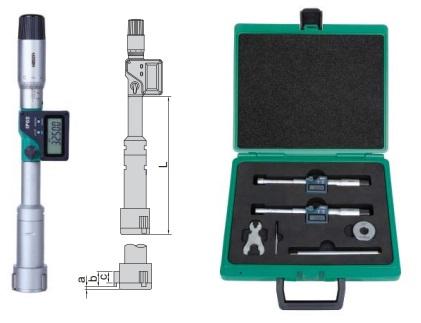 Set micrometri per interni digitali 3127-504