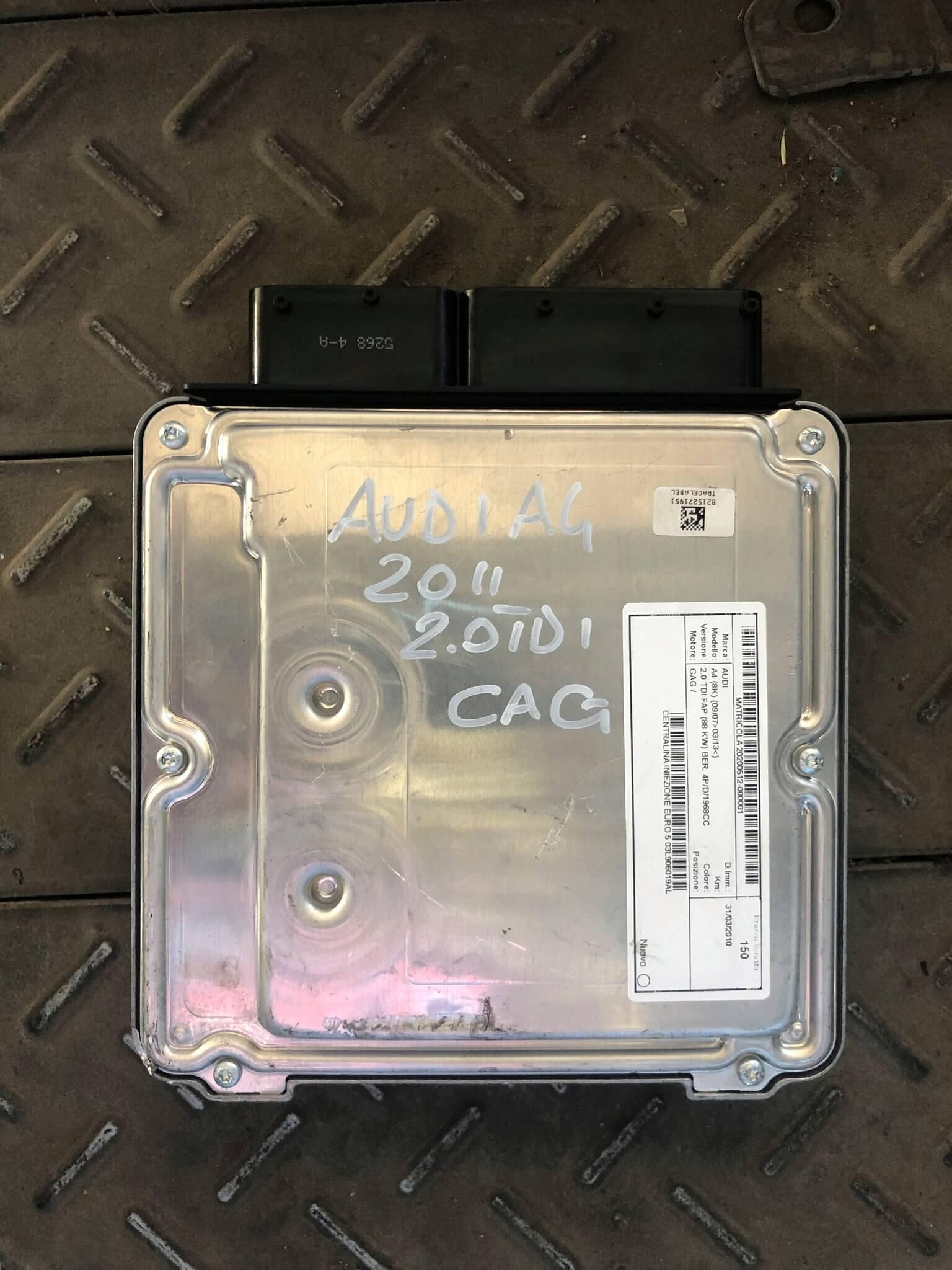 Centr. Iniez. usata Audi A4 03L906022JM
