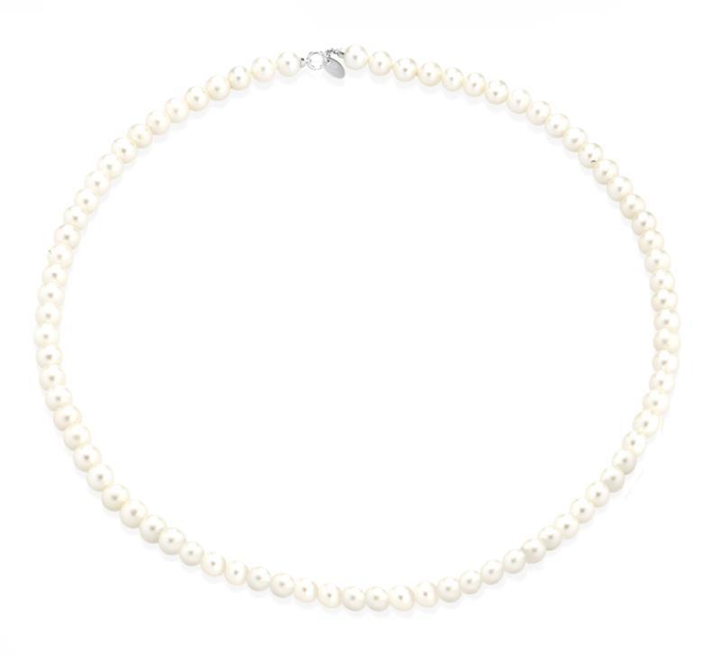 TRAMONTANO - Collana perle VERE 4.5/5 mm