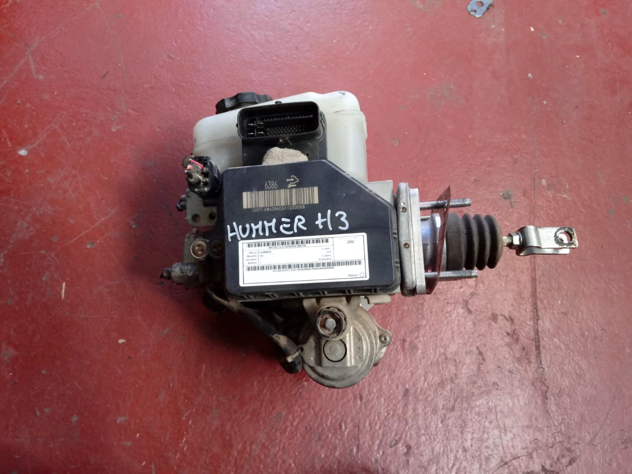 Aggregato Abs usato Hummer H3 del 2009