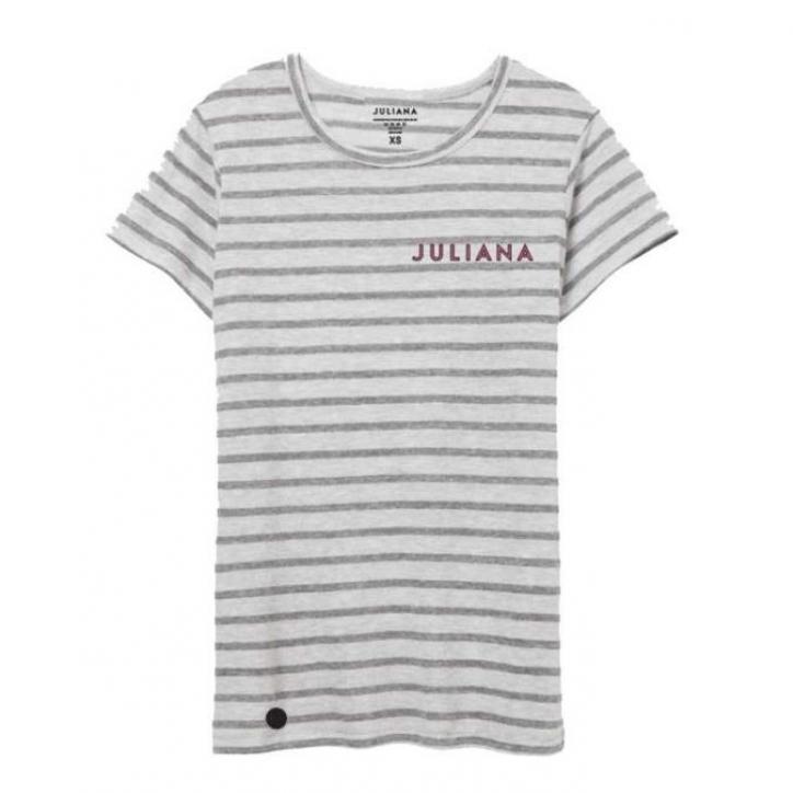 Juliana Stripe Shirt