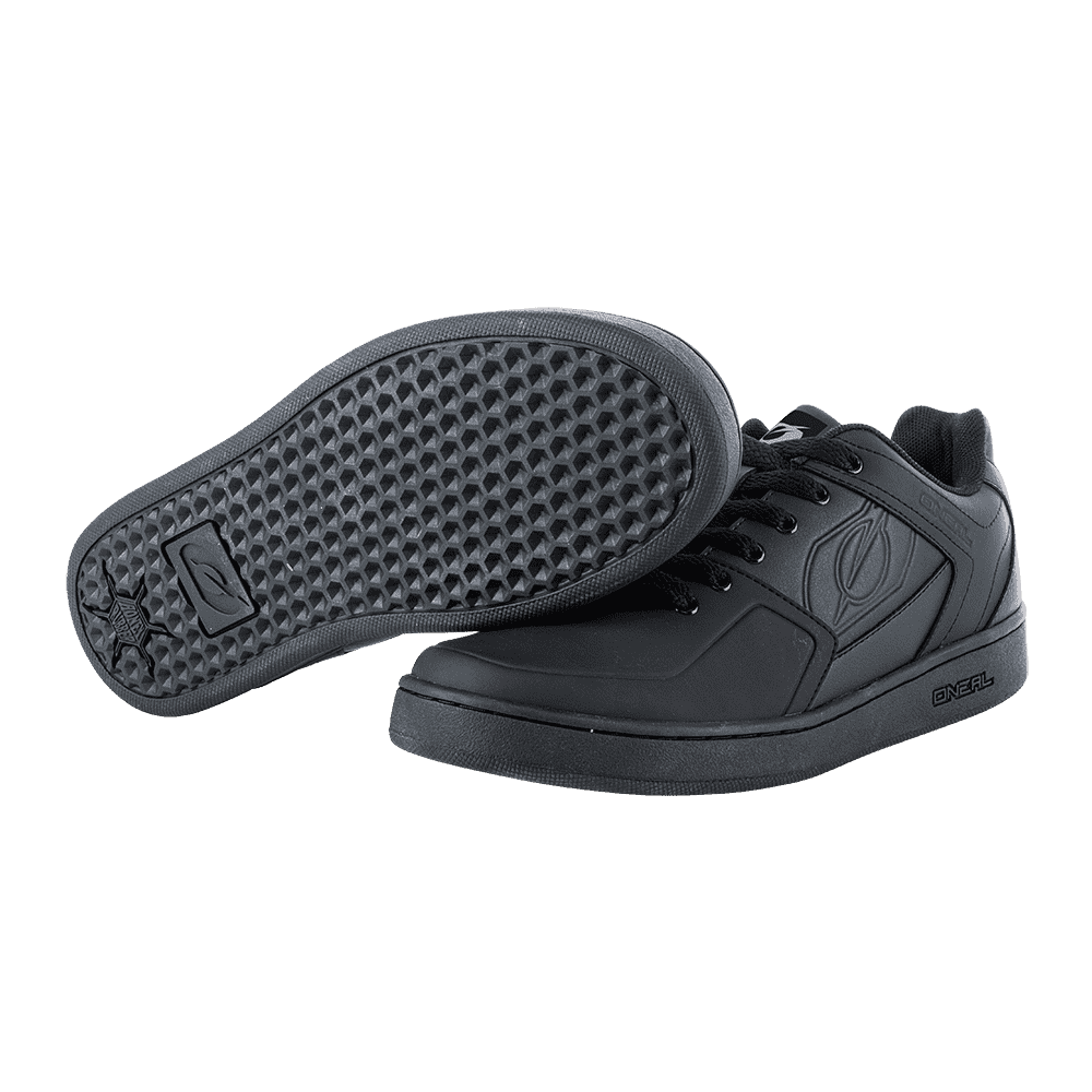 ONEAL PINNED FLAT PEDAL SHOE BLACK