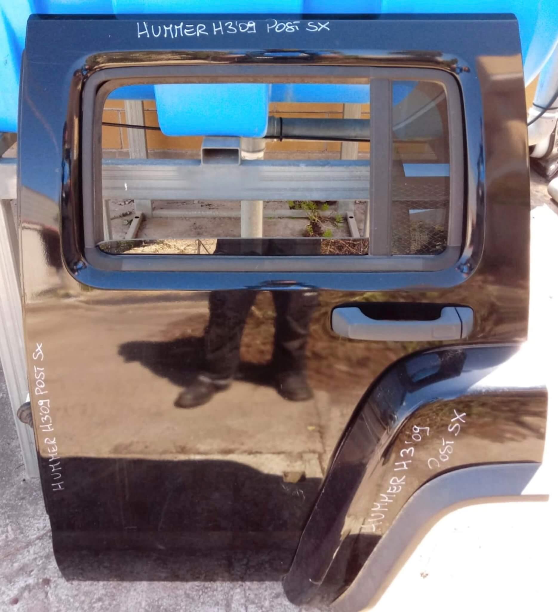 Porta post. sx usata Hummer H3 del 2009