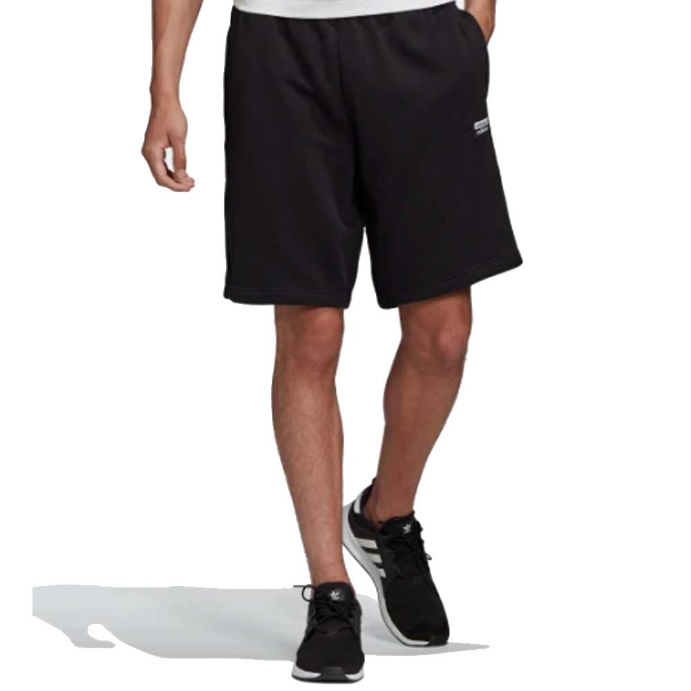 Adidas Bermuda Garzato Black da Uomo