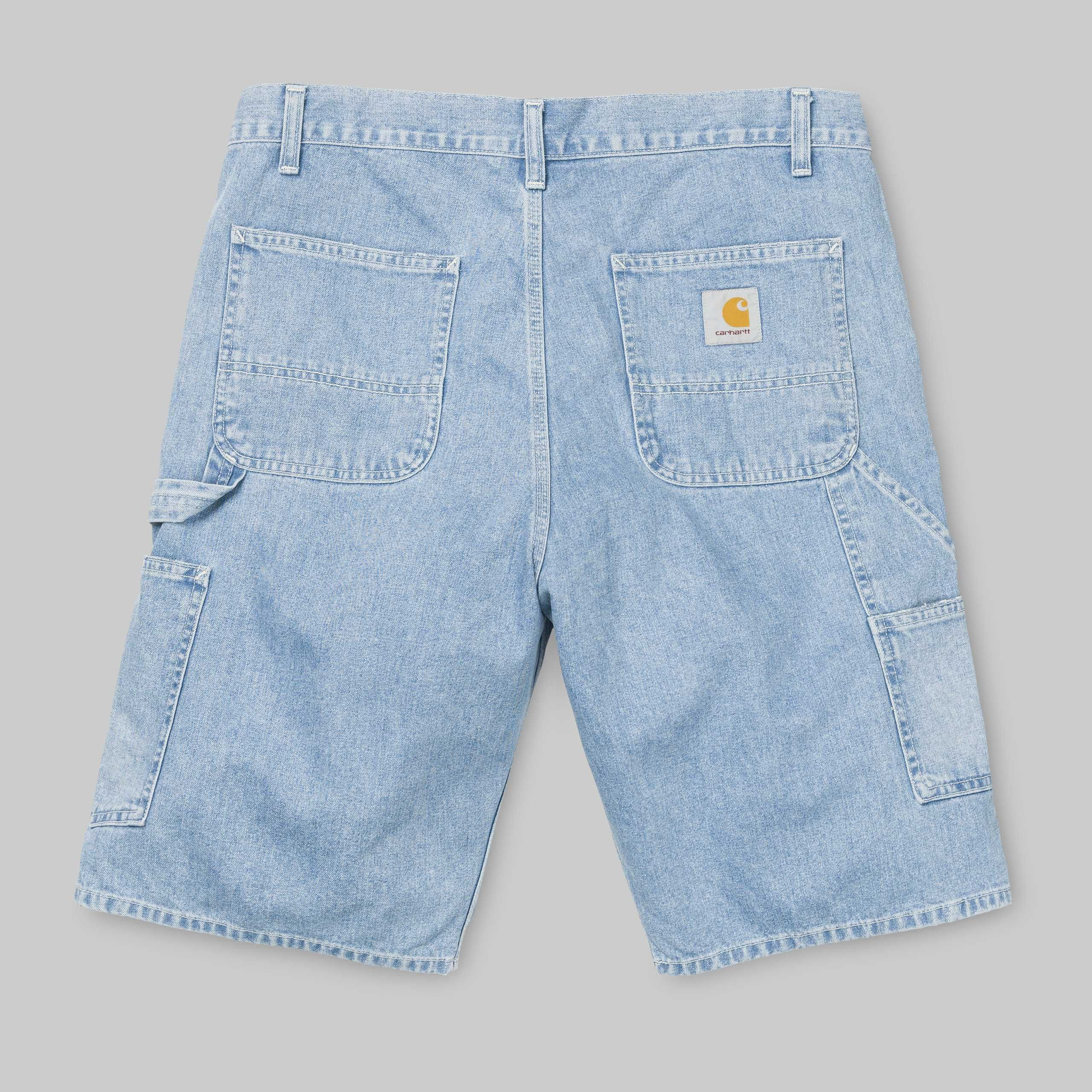 Bermuda Carhartt Jeans Ruck Knee