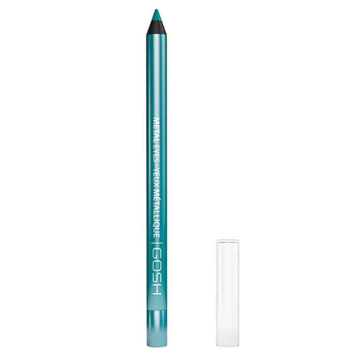 Gosh Metal Eyes Waterproof Eyeliner 005 Turquoise