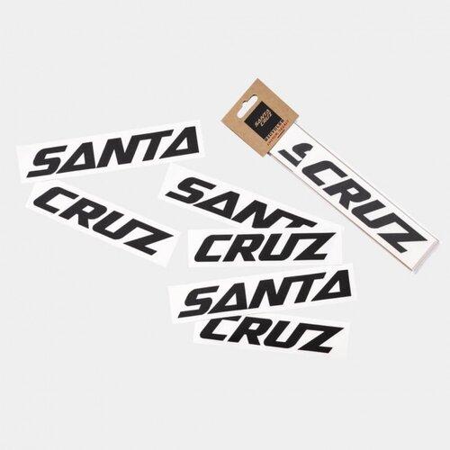 SC Custom Downtube Stickers