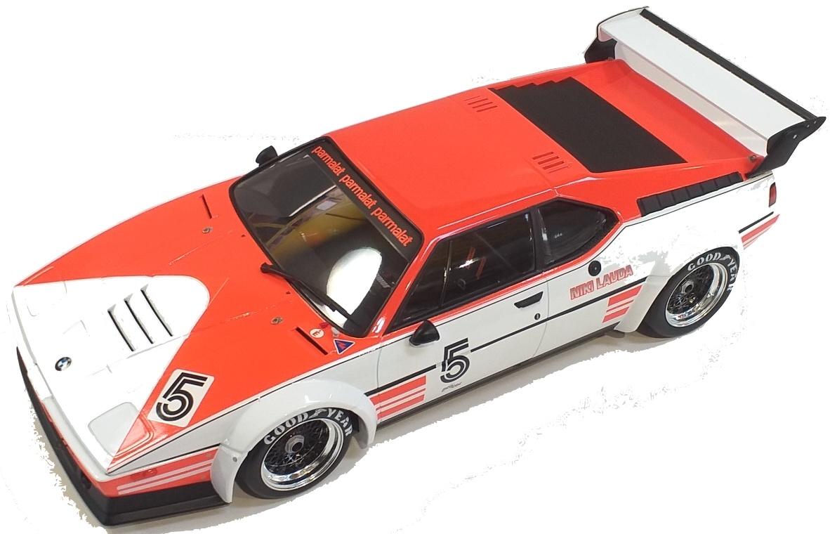 Bmw M1 Procar Project Four Racing Niki Lauda 1979 Procar Series 1/12