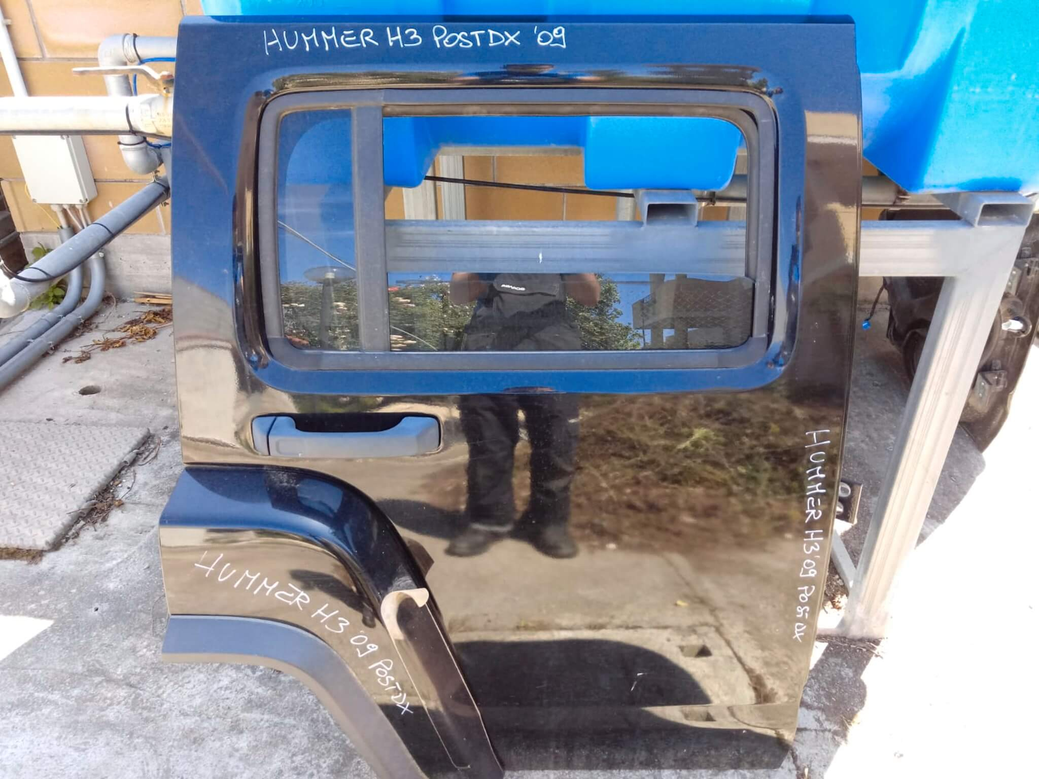 Porta post. dx usata Hummer H3 del 2009