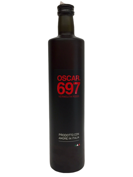 Vermouth Rosso Oscar. 697- LC S.r.l. (AT)
