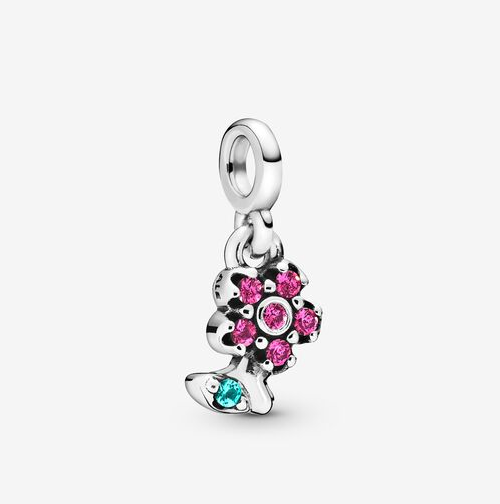Mini Charm pendente Il mio dolce fiore