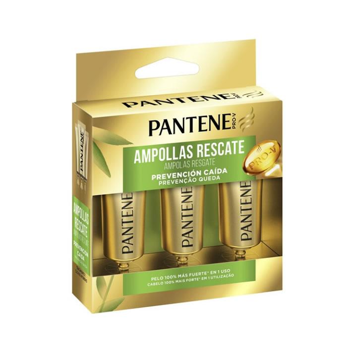 Pantene Pro-V Breakage Defence Ampoules Bamboo 3x15ml
