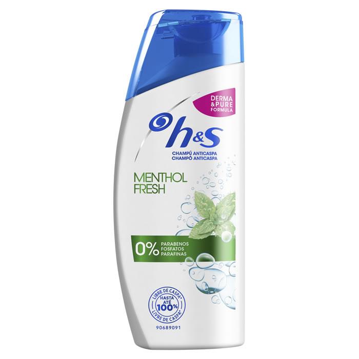 Head And Shoulders Menthol Fresh Shampoo 90ml