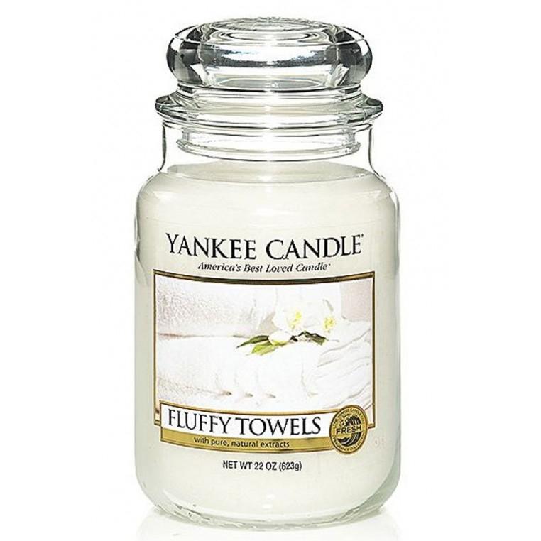 Yankee Candle - Fluffy Towels - Giara Grande