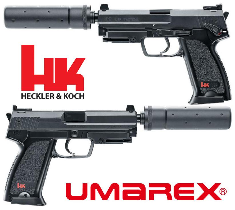 usp tactical HK elettrica