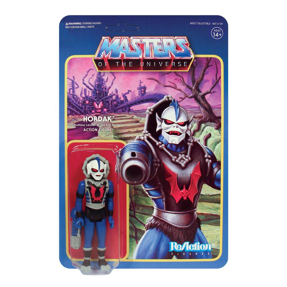 Masters of the Universe ReAction: Wave 5 - HORDAK