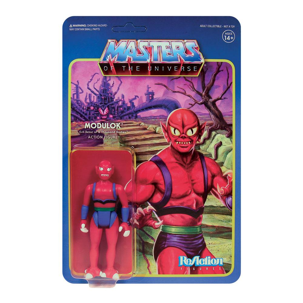 Masters of the Universe ReAction: Wave 5 - MODULOK Ver.2