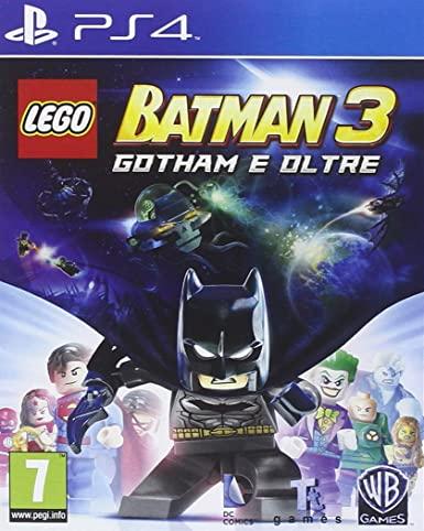 Ps4: Lego Batman 3