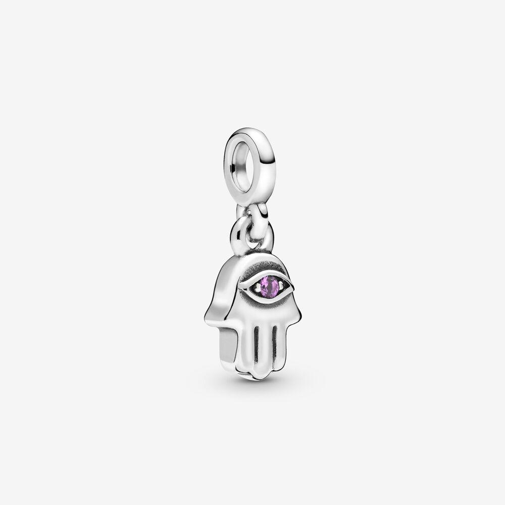 Mini Charm pendente La Mia Mano di Fatima