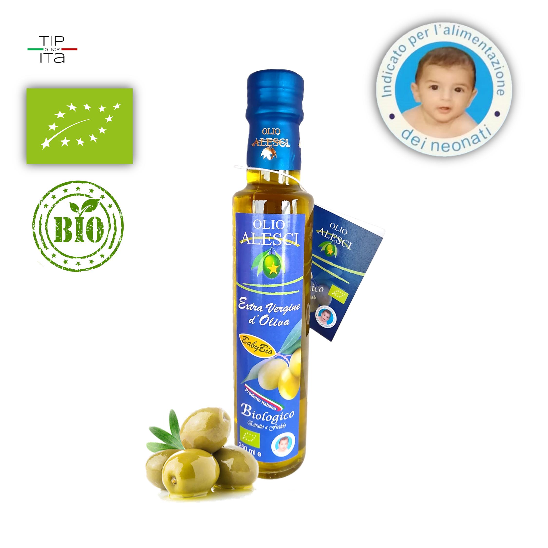 Olio Baby Bio per svezzamento - 250ml