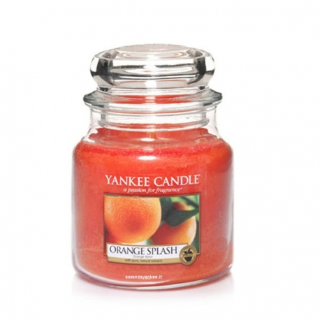 Yankee Candle - Orange Splash - Giara media