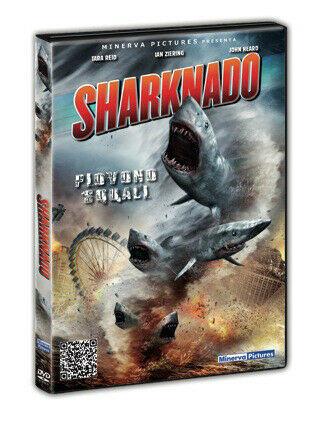 SHARKNADO (dvd)