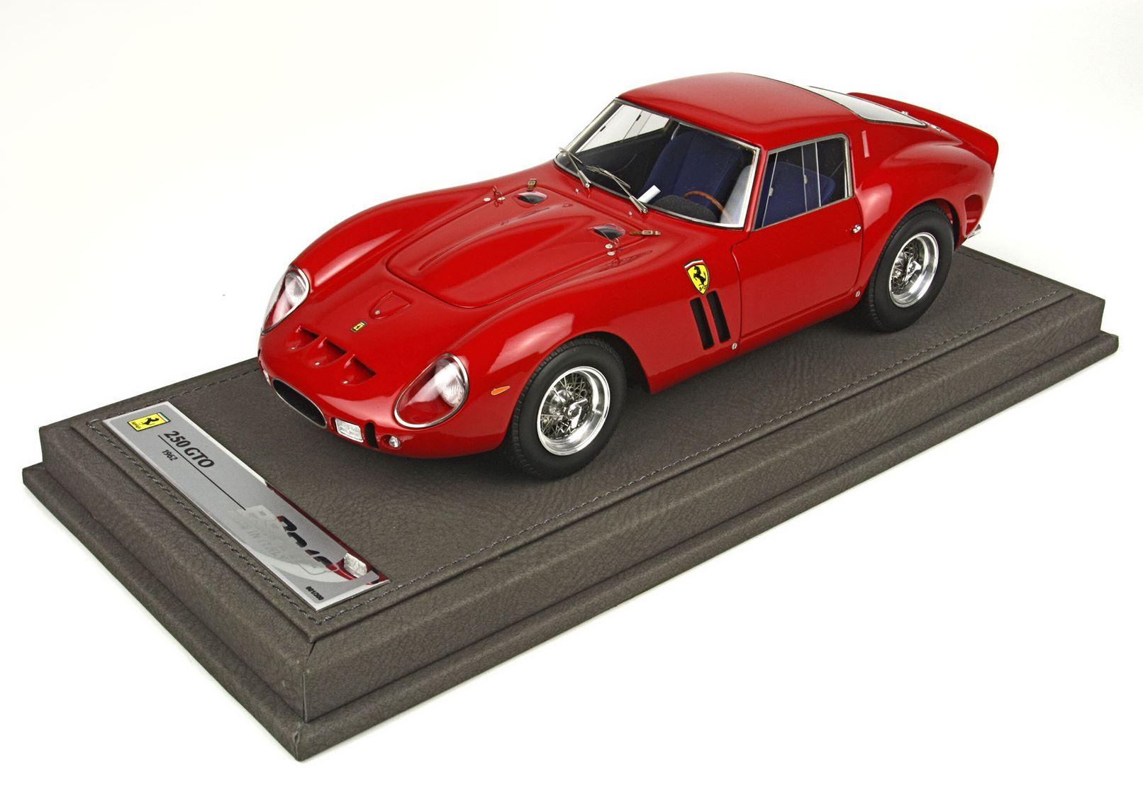 Ferrari 250 GTO Red 1962 1/18