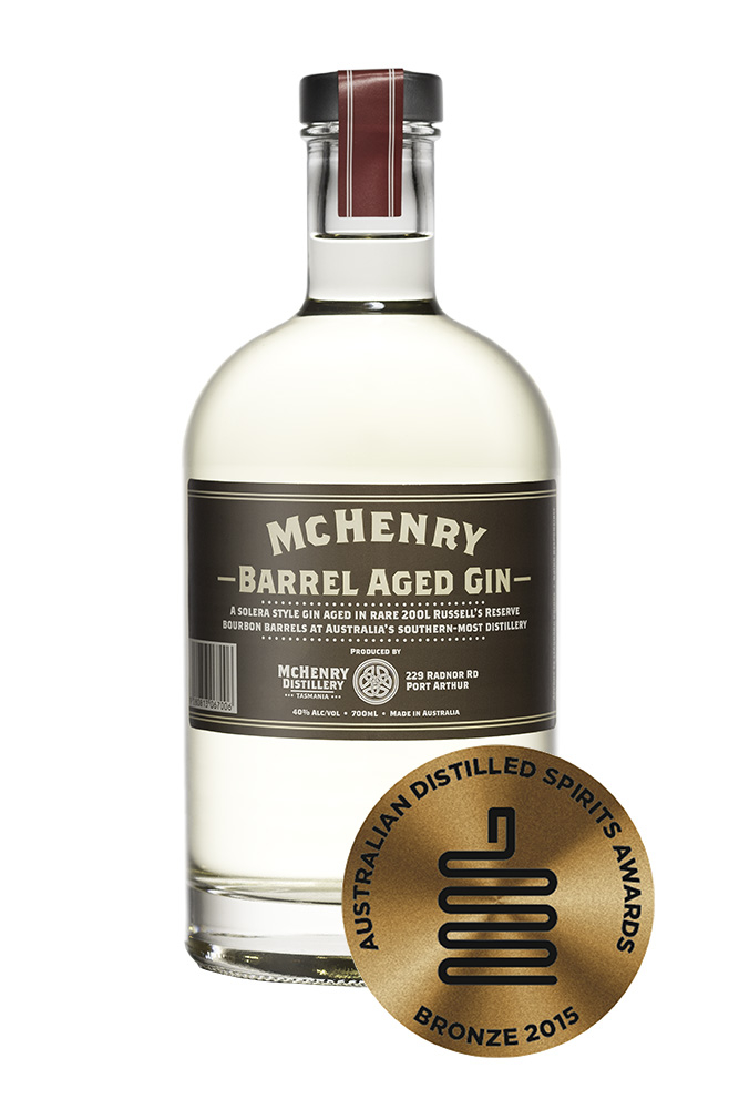 McHenry Barrel Aged GIN