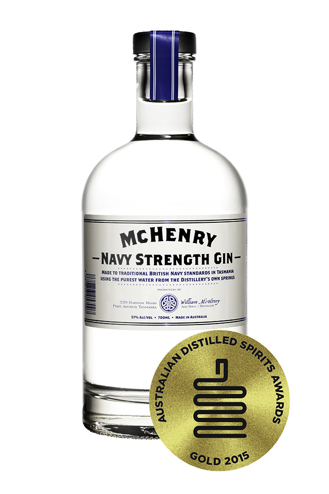 McHenry Navy Strenght GIN